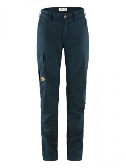 Karla Lite Trousers W  Dark Navy