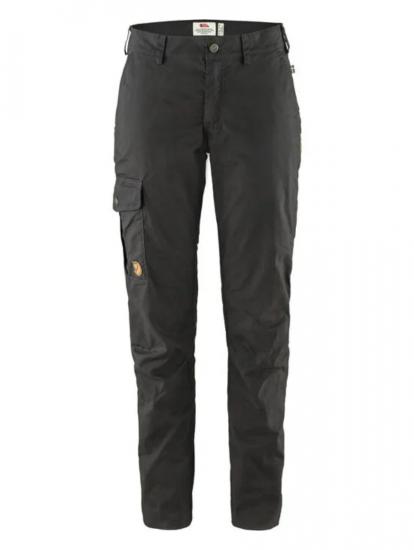 Karla Lite Trousers W  Dark Grey
