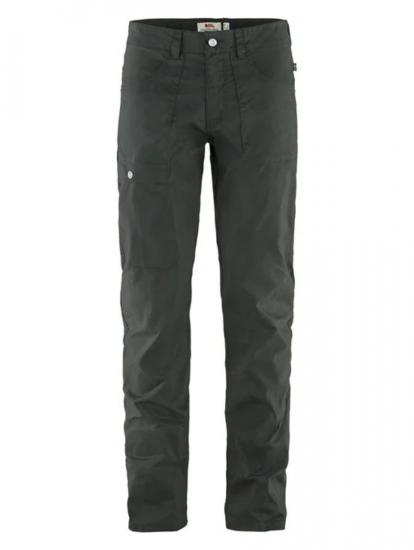 Vardag Lite Trousers M Long  Dark Grey